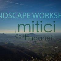 Corso con uscita Fotografica colli Euganei Padova - Landscape Workshop fotografico Colli Euganei a Padova